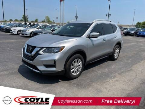 2018 Nissan Rogue for sale at COYLE GM - COYLE NISSAN - Coyle Nissan in Clarksville IN