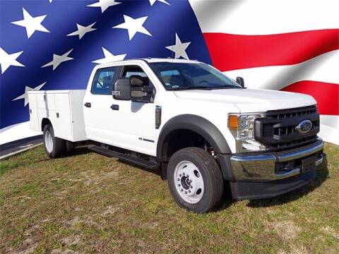 2020 Ford F-450 Super Duty for sale at Gentilini Motors in Woodbine NJ