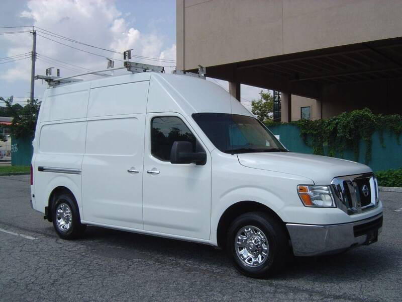 2016 Nissan NV Cargo for sale at Reliable Car-N-Care in Staten Island NY