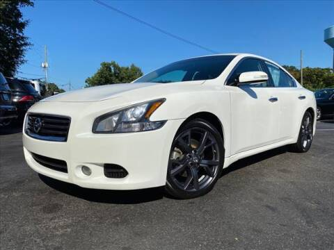 2014 Nissan Maxima for sale at iDeal Auto in Raleigh NC