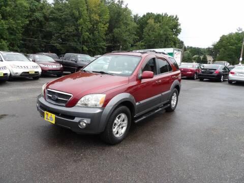 2005 Kia Sorento for sale at United Auto Land in Woodbury NJ