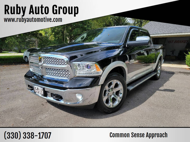 2013 RAM Ram Pickup 1500 for sale at Ruby Auto Group in Hudson OH