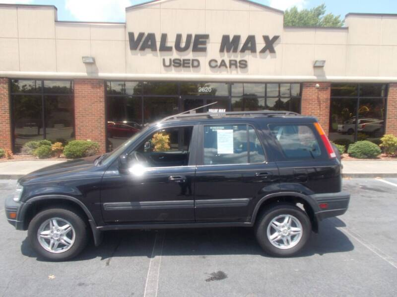 2001 Honda CR-V for sale at ValueMax Used Cars in Greenville NC
