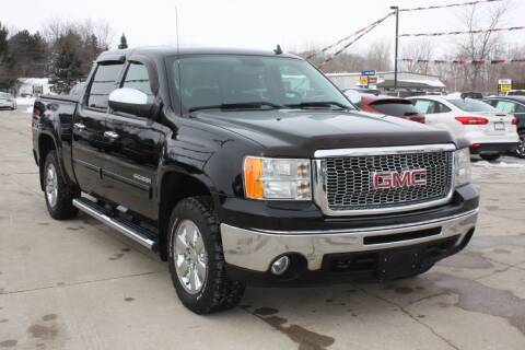 2011 GMC Sierra 1500 for sale at Sandusky Auto Sales in Sandusky MI