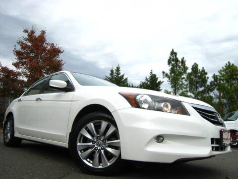 2012 Honda Accord for sale at Chantilly Auto Sales in Chantilly VA