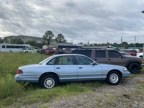 1997 Ford Crown Victoria for sale at Direct Auto in D'Iberville MS