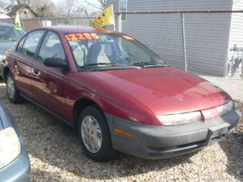 1998 Saturn S-Series for sale at Flag Motors in Islip Terrace NY
