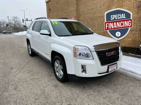 2013 GMC Terrain for sale at Magana Auto Sales Inc in Aurora IL