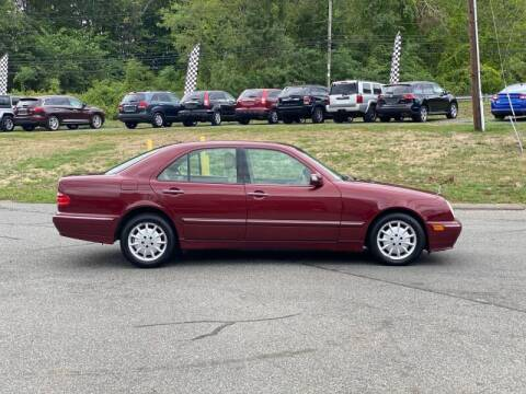 2002 Mercedes-Benz E-Class for sale at 57 AUTO in Feeding Hills MA