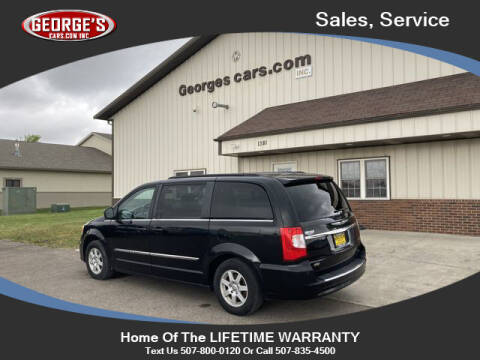 2011 Chrysler Town and Country for sale at GEORGE'S CARS.COM INC in Waseca MN
