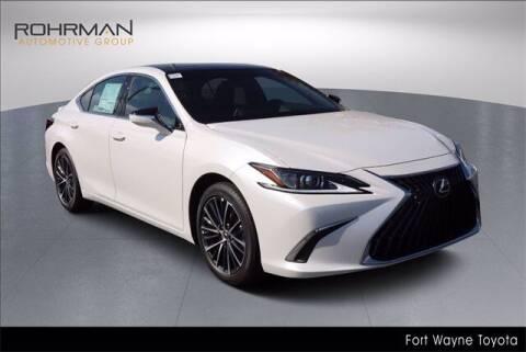2022 Lexus ES 350 for sale at BOB ROHRMAN FORT WAYNE TOYOTA in Fort Wayne IN