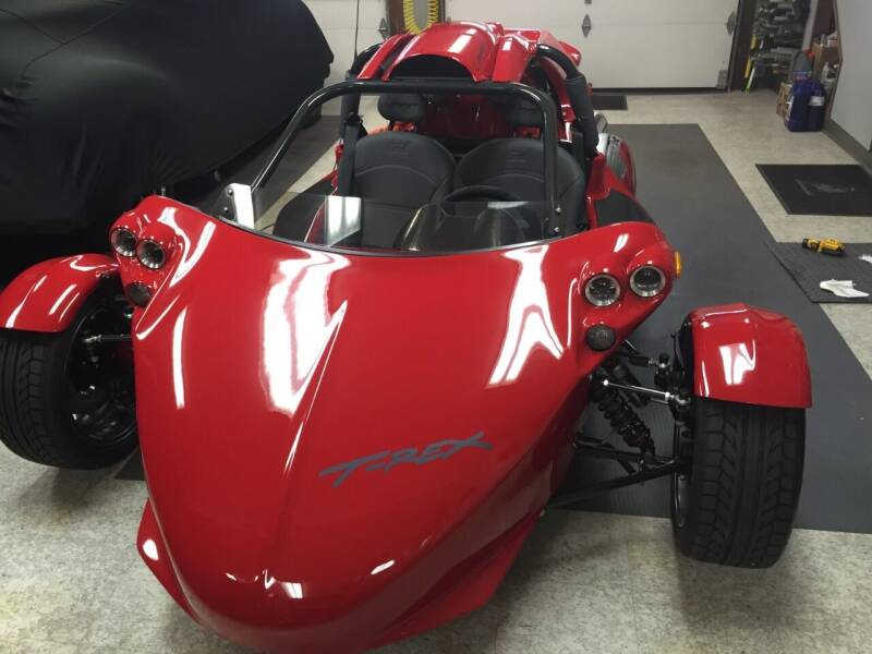 2015 CAMPAGNA TREX for sale at Central Jersey Auto Trading in Jackson NJ