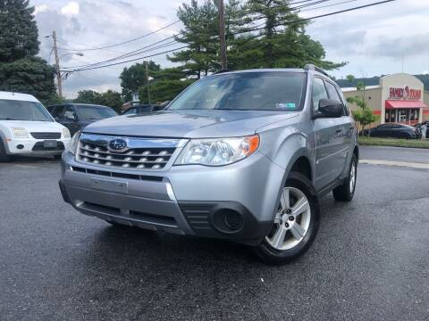 2012 Subaru Forester for sale at Keystone Auto Center LLC in Allentown PA