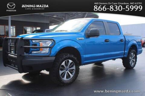 2019 Ford F-150 for sale at Bening Mazda in Cape Girardeau MO