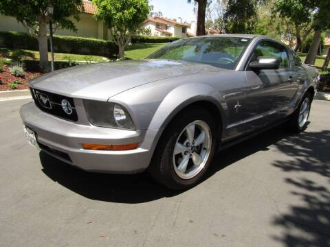 2007 Ford Mustang for sale at E MOTORCARS in Fullerton CA