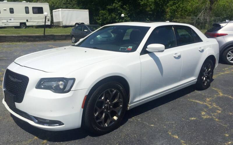 2016 Chrysler 300 for sale at Mehan's Auto Center in Mechanicville NY