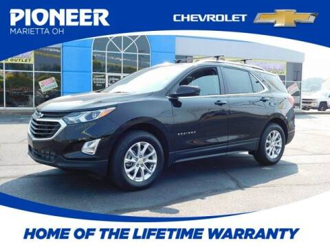 2021 Chevrolet Equinox for sale at Pioneer Family preowned autos in Williamstown WV