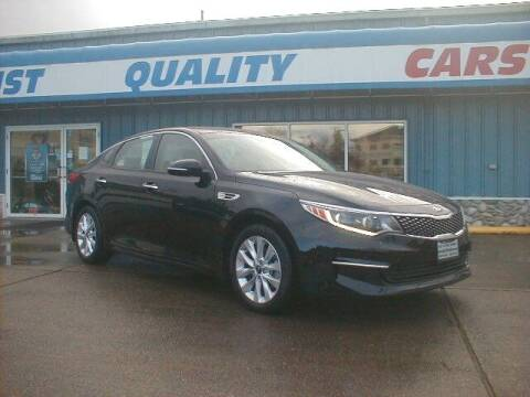 2016 Kia Optima for sale at Dick Vlist Motors, Inc. in Port Orchard WA