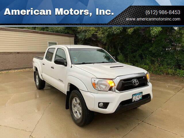 2015 Toyota Tacoma for sale at American Motors, Inc. in Farmington MN