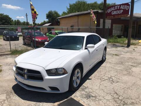 2013 Dodge Charger for sale at Quality Auto Group in San Antonio TX