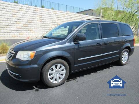 2014 Chrysler Town and Country for sale at AUTO HOUSE TEMPE in Tempe AZ