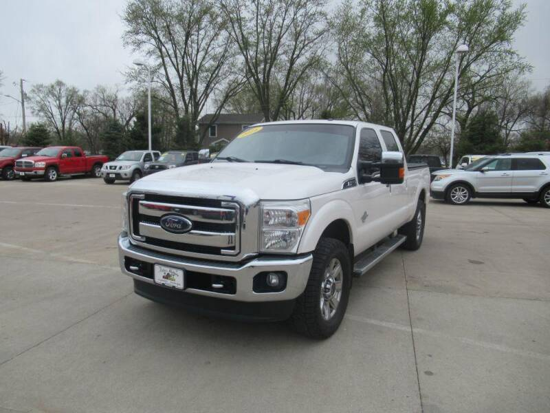 2016 Ford F-250 Super Duty for sale at Aztec Motors in Des Moines IA