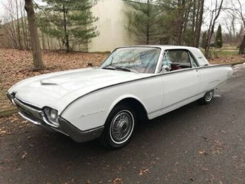 1961 Ford Thunderbird for sale at Classic Car Deals in Cadillac MI