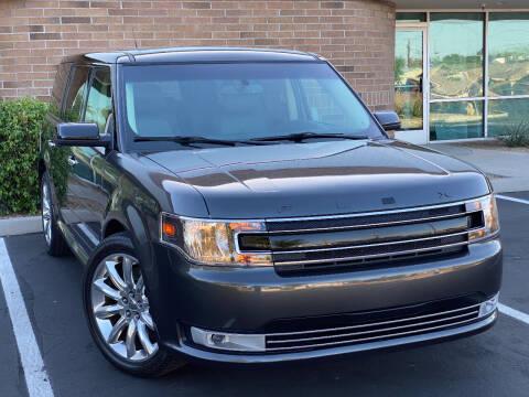 2017 Ford Flex for sale at AKOI Motors in Tempe AZ