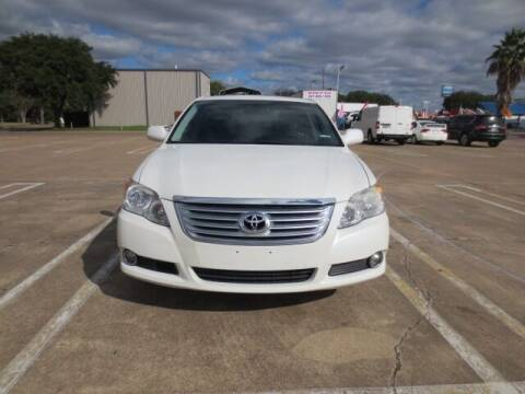 2010 Toyota Avalon for sale at MOTORS OF TEXAS in Houston TX