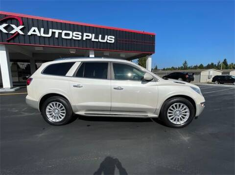 2012 Buick Enclave for sale at Ralph Sells Cars at Maxx Autos Plus Tacoma in Tacoma WA