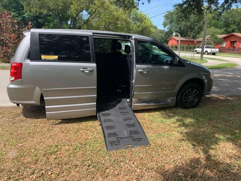 2015 Dodge Grand Caravan for sale at Diversified Auto Sales of Orlando, Inc. in Orlando FL
