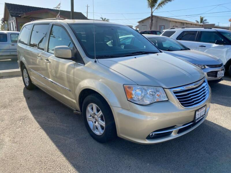 2011 Chrysler Town and Country for sale at HEILAND AUTO SALES in Oceano CA