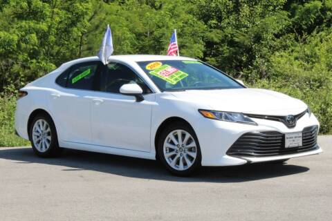 2018 Toyota Camry for sale at McMinn Motors Inc in Athens TN