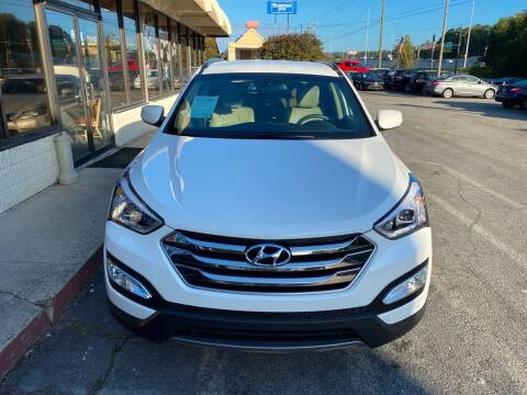 2015 Hyundai Santa Fe Sport for sale at J Franklin Auto Sales in Macon GA