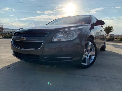 2011 Chevrolet Malibu for sale at Top Tier Auto Sales in Sacramento CA