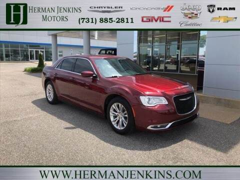 2018 Chrysler 300 for sale at Herman Jenkins Used Cars in Union City TN
