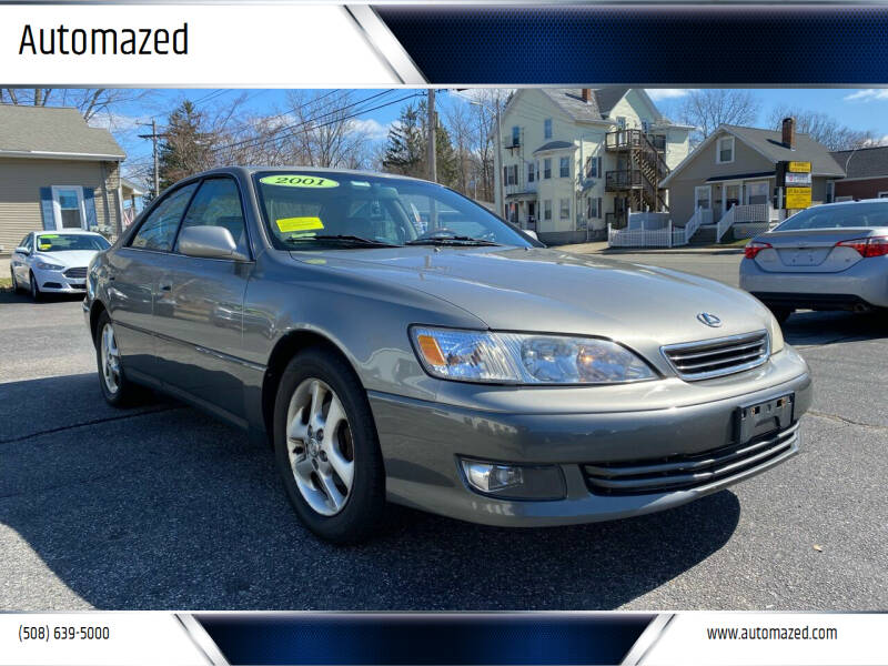 2001 Lexus ES 300 for sale at Automazed in Attleboro MA