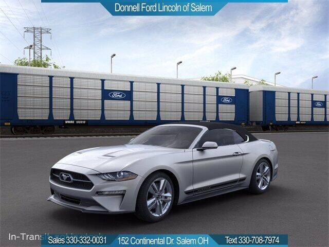 2021 Ford Mustang for sale in Salem, OH