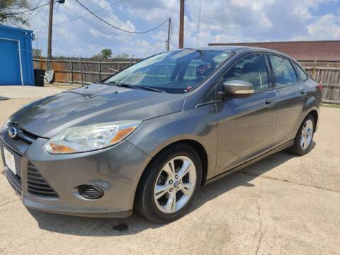 2013 Ford Focus for sale at AI MOTORS LLC in Killeen TX