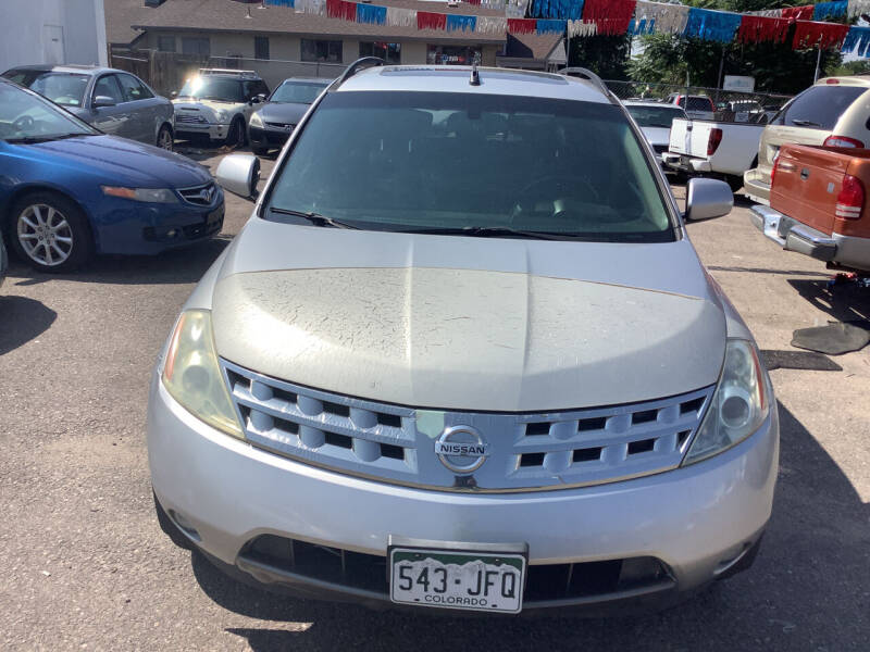 2003 Nissan Murano for sale at GPS Motors in Denver CO