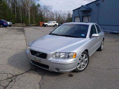 2005 Volvo S60 for sale at Granite Auto Sales in Spofford NH