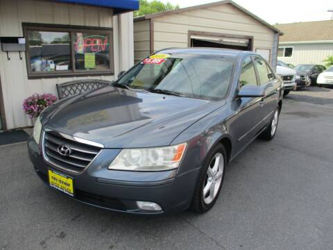 2009 Hyundai Sonata for sale at TRI-STAR AUTO SALES in Kingston NY