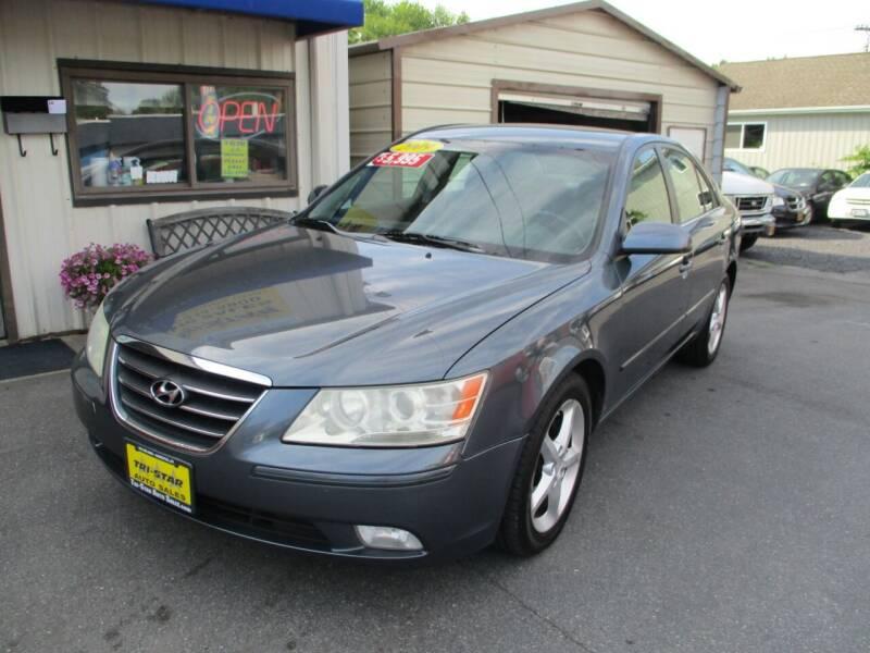2009 Hyundai Sonata for sale at TRI-STAR AUTO SALES in Kingston NY