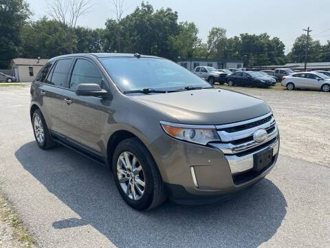 2012 Ford Edge for sale at 2EZ Auto Sales in Indianapolis IN