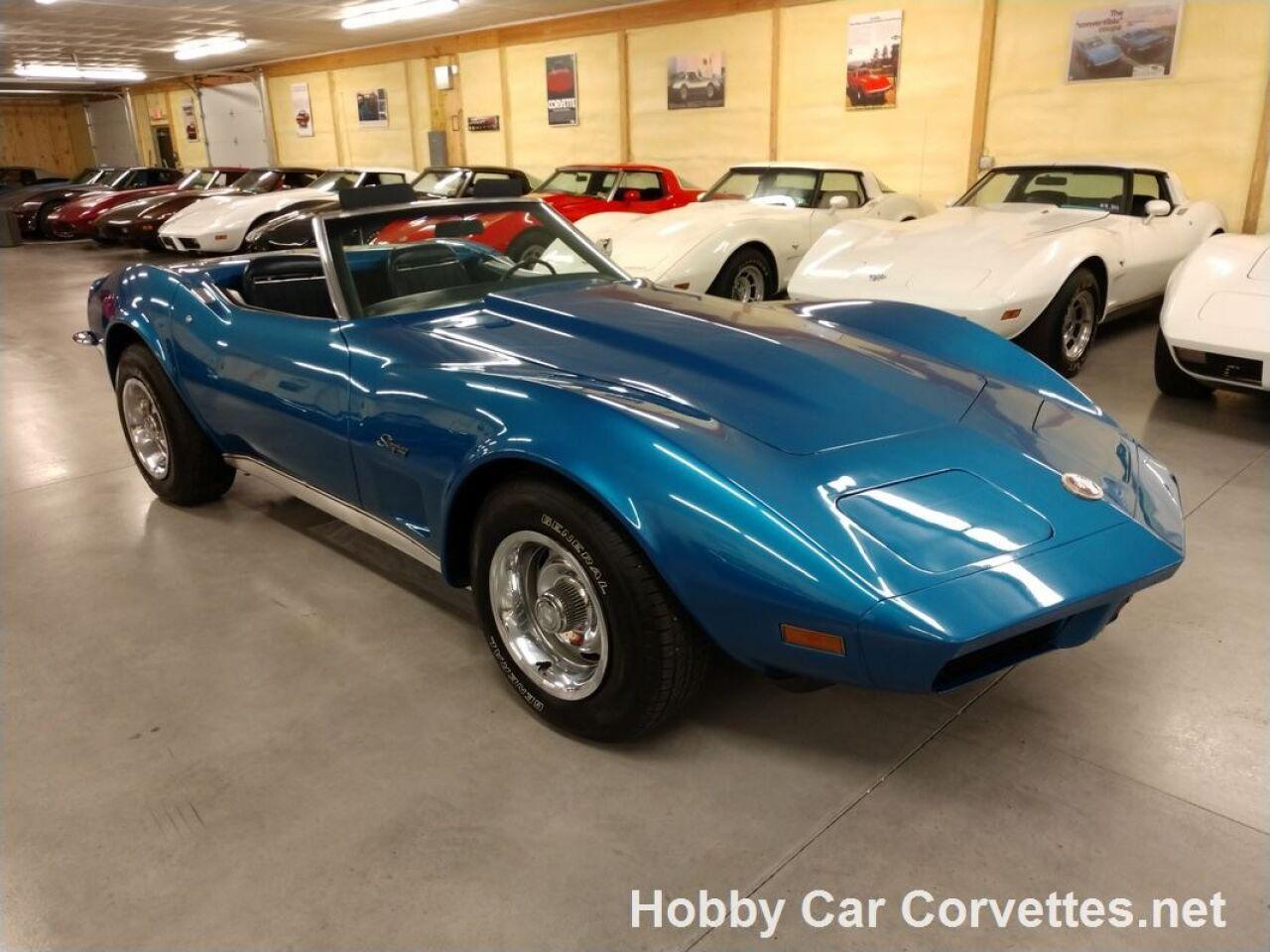 1973 Chevrolet Corvette 1