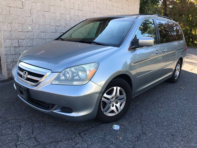 2006 Honda Odyssey for sale at J & F Auto Wholesalers in Waterbury CT