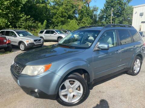 2009 Subaru Forester for sale at Car Online in Roswell GA