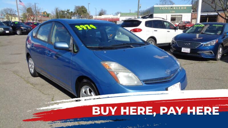 2007 Toyota Prius for sale at RVA MOTORS in Richmond VA