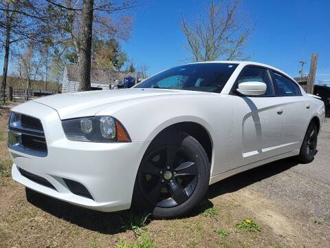 2014 Dodge Charger for sale at J's Auto Exchange in Derry NH