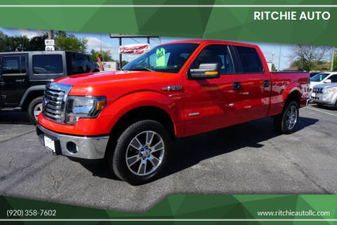 2011 Ford F-150 for sale at Ritchie Auto in Appleton WI